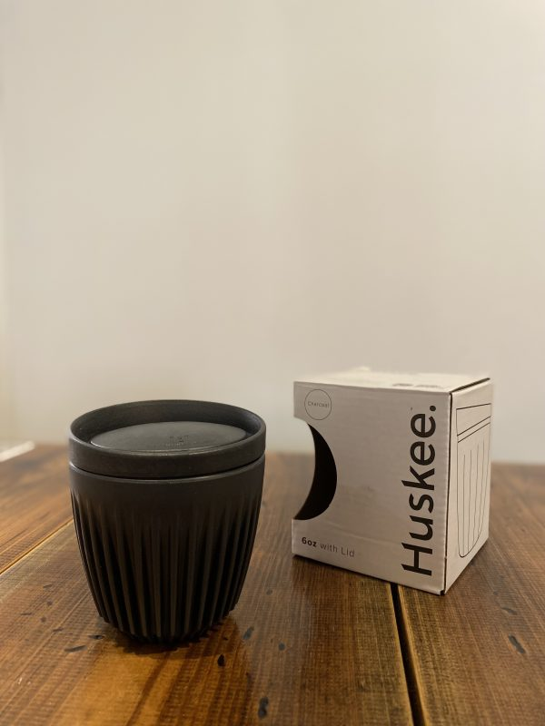 Taza Huskee Cup - Charcoal -