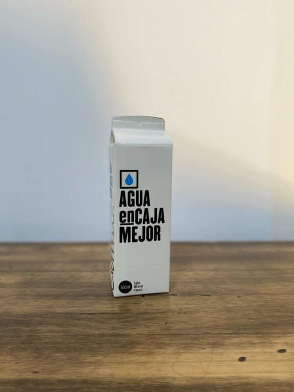Agua Encaja Mejor (Cj 24 ud. - 500 ml) -