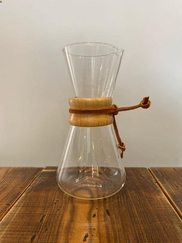 Cafetera Chemex 3 tazas -