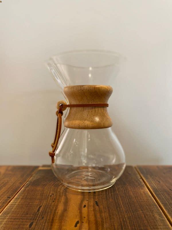 Cafetera Chemex 6 tazas -