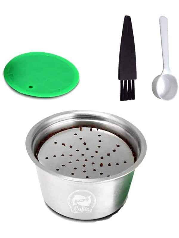 Konesky Cápsula de Café Reutilizable -