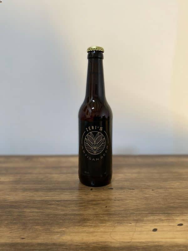 Cerveza Artesana Zeri's -