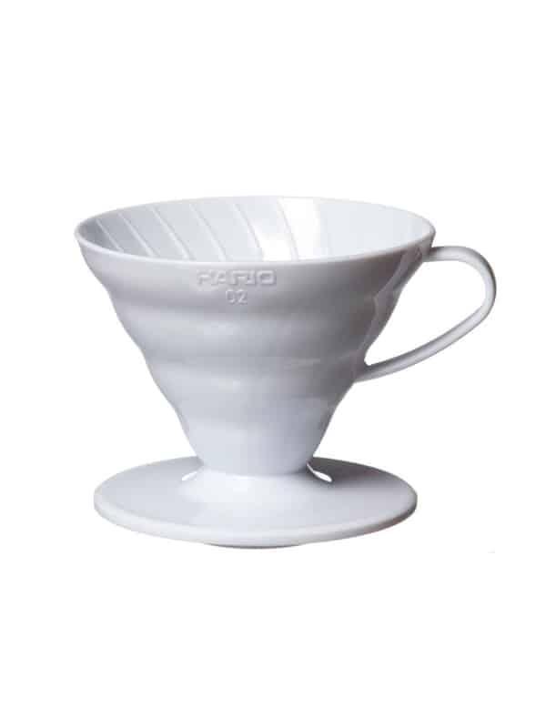 Dripper V60 02 Ceramico Blanco -