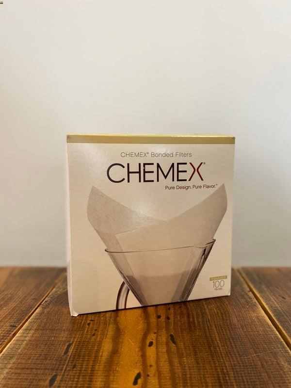 Filtros de Chemex Cuadrados -