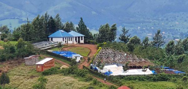 Uganda - Kingha Estate -