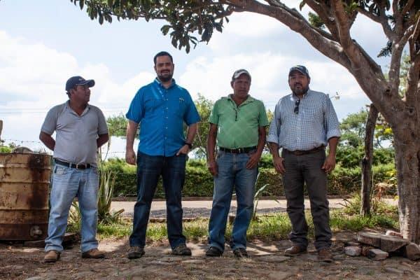 El Salvador - Finca Las Nubes -